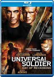 COMPLETED : Enter Our Universal Soldier: Day of Reckoning Giveaway
