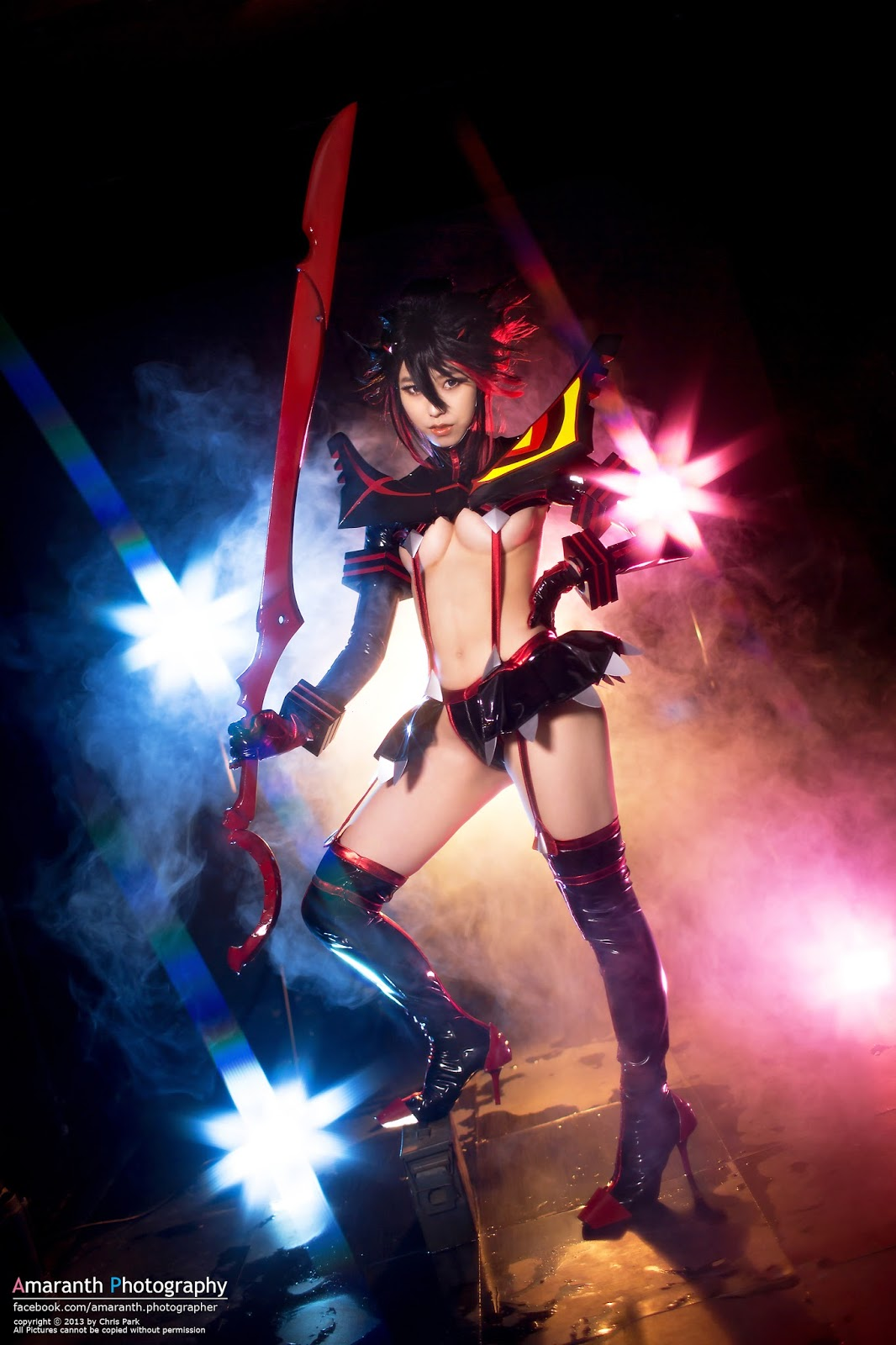 Cosplay au Japon. Le best of!!! - Page 2 KillLaKill-Cosplay