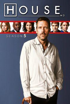 Dr. House 5ª Temporada Torrent - WEB-DL 720p Dual Áudio