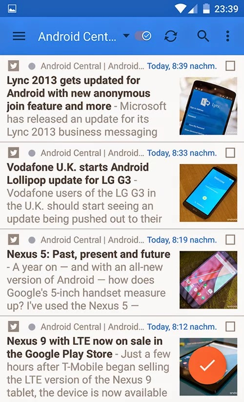 gReader Pro | Feedly | News v4.0.4