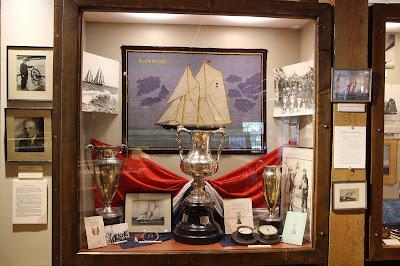 Bluenose Exhibit Fisheries Museum of the Atlantic
