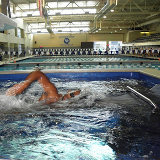 Opting for the Elite Endless Pool at University of Kentucky