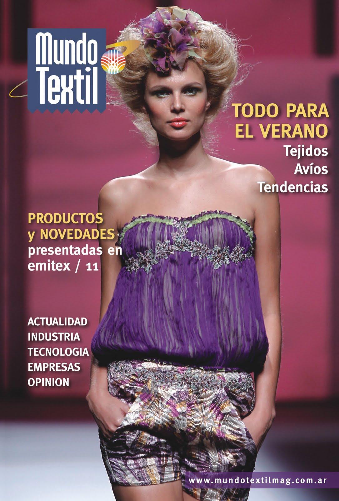 MUNDO TEXTIL BLOG: 06/01/2011 - 07/01/2011