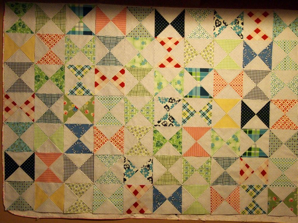 52 Quilts in 52 Weeks: 2012-03-04