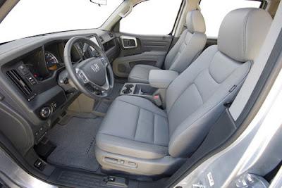 2011 Honda Ridgeline RT