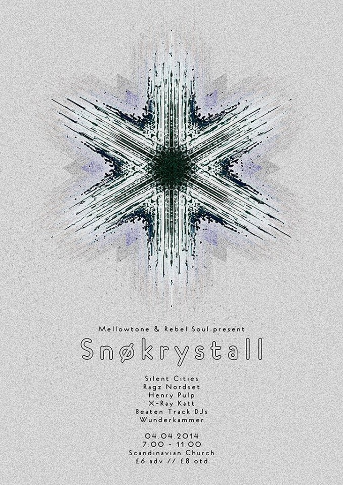 Mellowtone and Rebel Soul SNØKRYSTALL The Scandinavian Church Liverpool