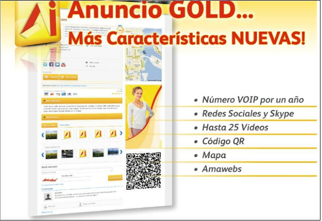 Amarillas Internet.Publicidad on line a bajo Costo.Posicionese en Google