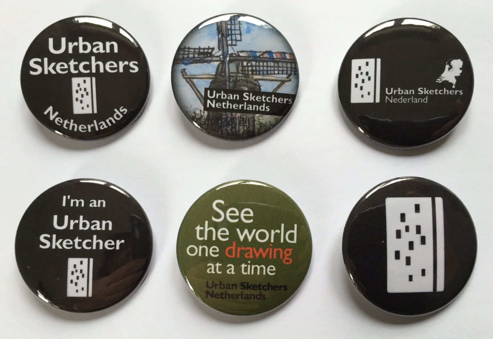 Get hold of these buttons
