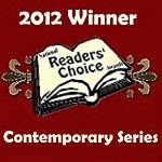 MARRYING THE ENEMY, WINNER of NRCA contemporary series!