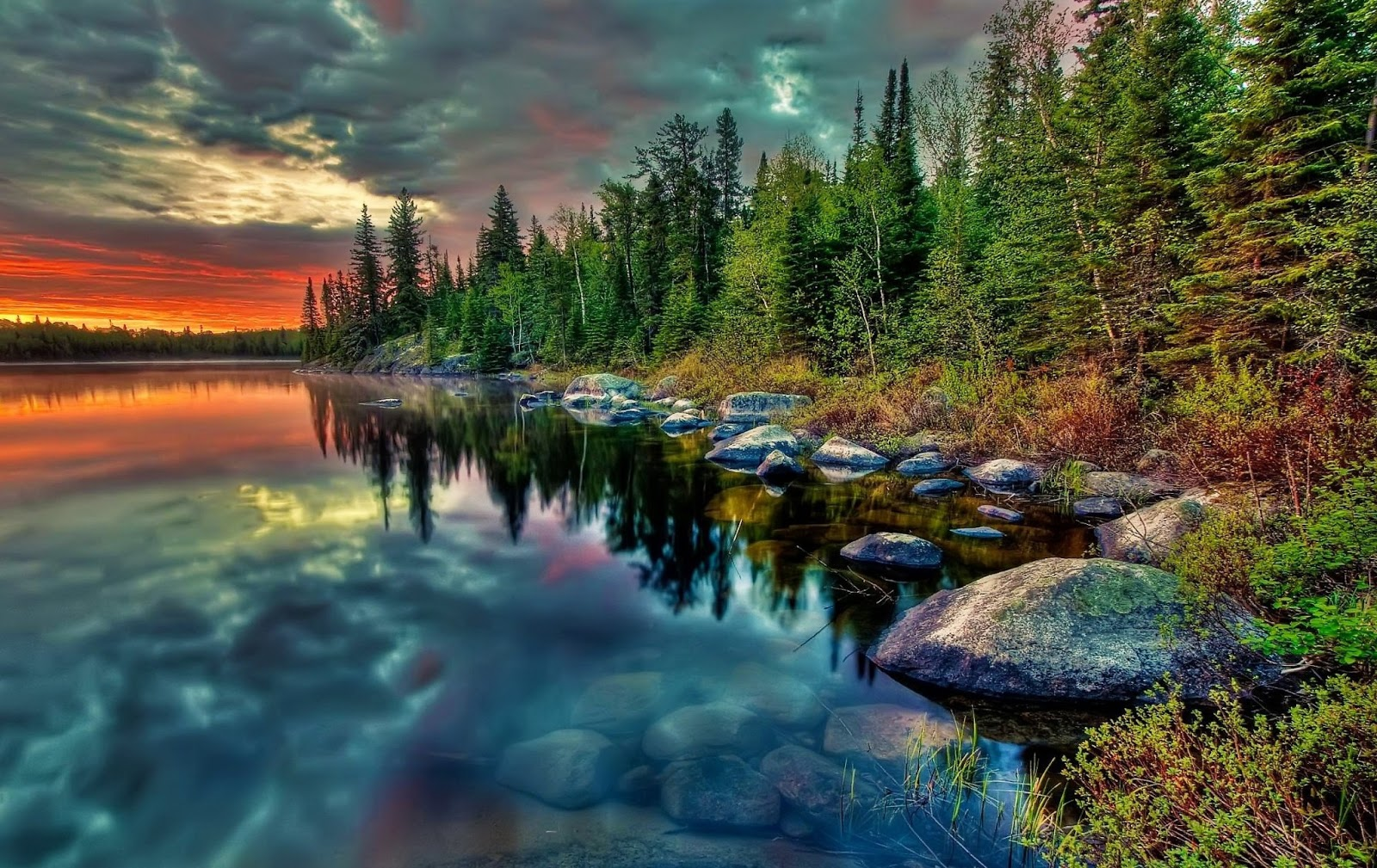 Amazing Nature Hd Wallpapers