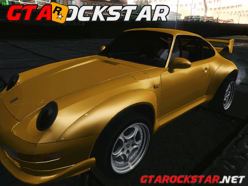 gta sa porsche 911 gt2 rwb dubai sig edtn 39 95 gta rockstar os melhores mods para gta sa e. Black Bedroom Furniture Sets. Home Design Ideas
