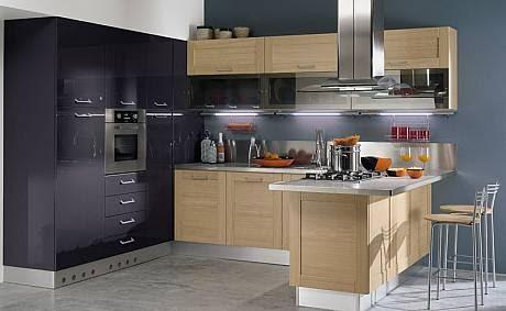 Fotos de cocinas integrales modernas ideas para decorar for Ideas para disenar tu cocina
