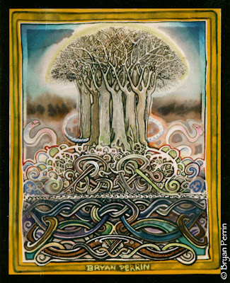 World Tree © Bryan Perrin