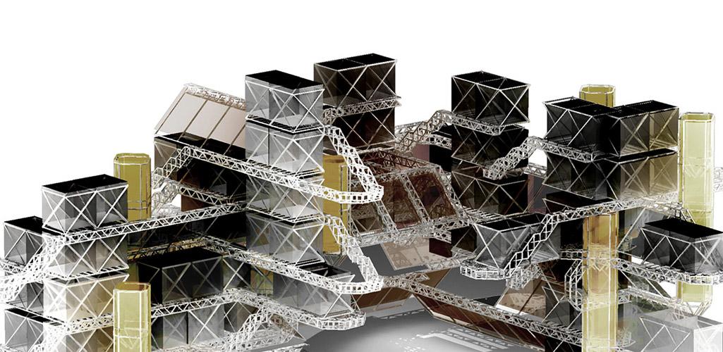 Algoritmos en la arquitectura arte for En que consiste la arquitectura