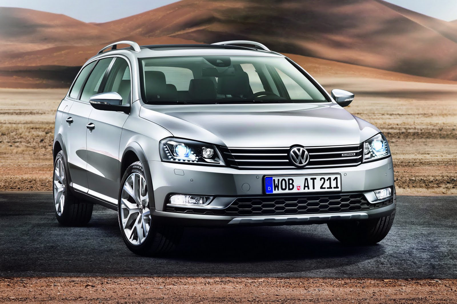 tokyo motor show volkswagen passat alltrack. Black Bedroom Furniture Sets. Home Design Ideas