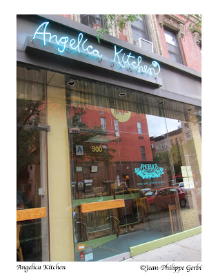 Image of Angelica Kitchen in NYC, New York
