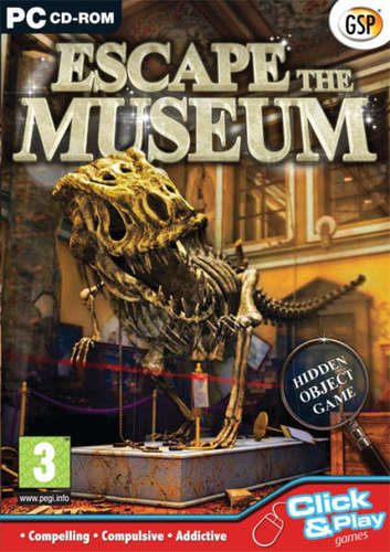 Escape the Museum cover