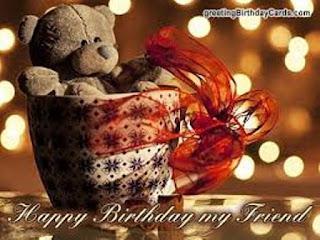 Ucapan selamat ulang tahun lucu untuk sahabat tercinta dalam bahasa inggris