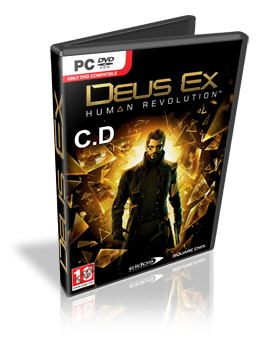 Download Deus Ex: Human Revolution PC Gamer Completo + Crack 2011