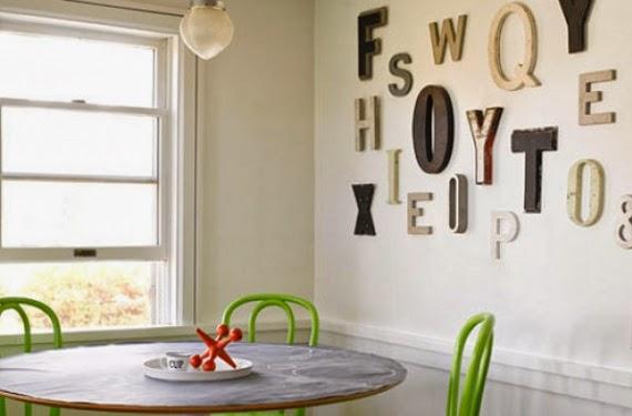 Animate a decorar con letras - Letras luminosas decoracion ...