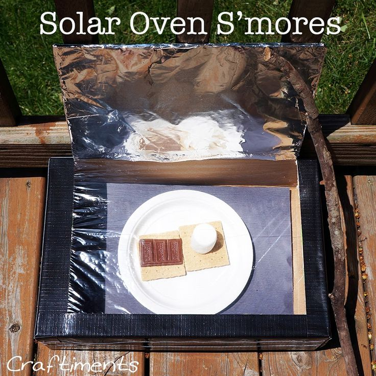 Preschool Ponderings Cooking With A Solar Oven