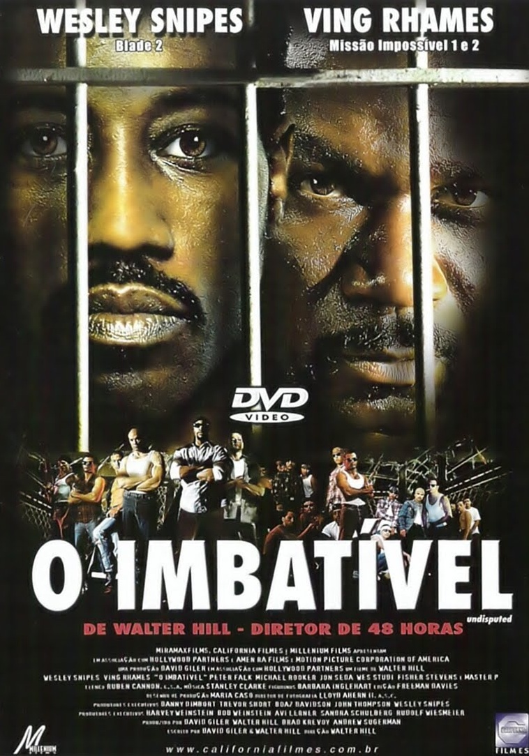O Imbatível – Dublado (2002)