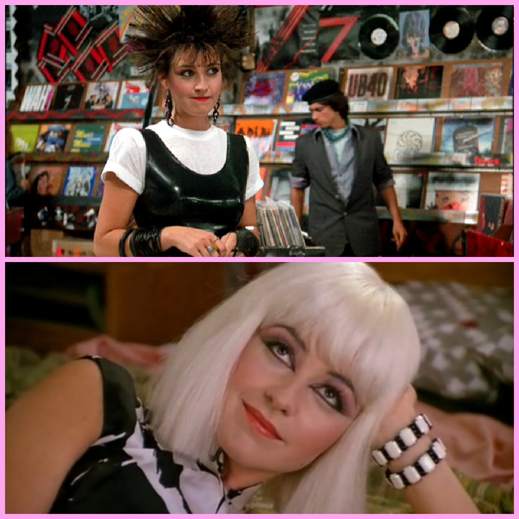 what john hughes character are you most like, iona in pretty in pink, new wave pretty in pink, remembering john hughes, characters created by john hughes, life is like a john hughes movie