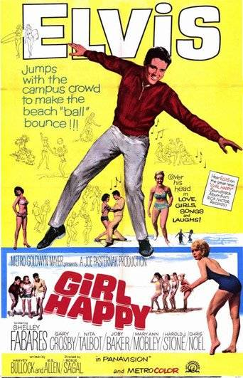 Girl Happy (1965) tainies online oipeirates
