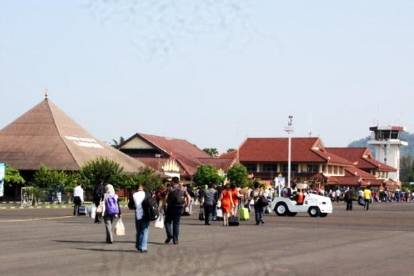 Bandara Radin Inten II, Branti, Lampung