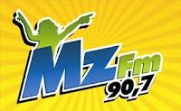 ouvir a Rádio MZ FM 90,7 Ponta Grossa PR