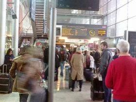 Gare TGV France 2014