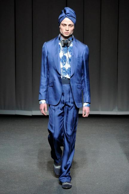 Etro Spring-Summer 2013 Menswear Photo 3