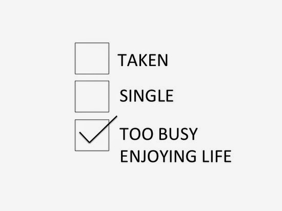 Too Busy Enjoying Life You Might Also Like