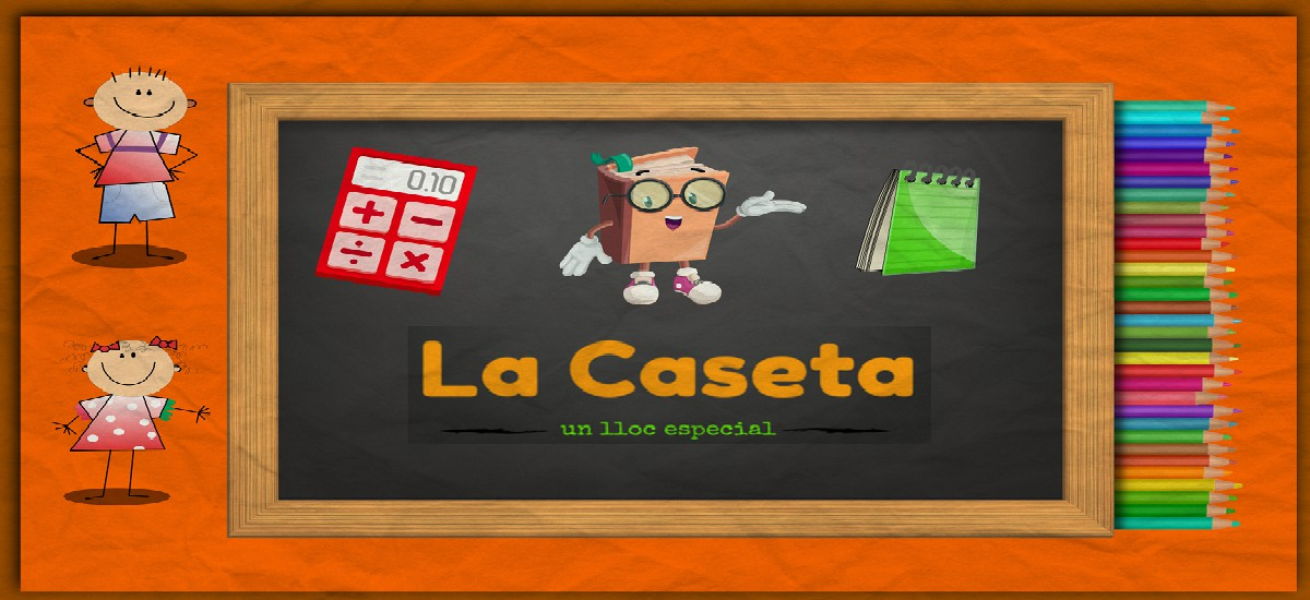 La CASETA, un lloc especial