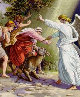 Balaam's Donkey - Numbers 22:22-35