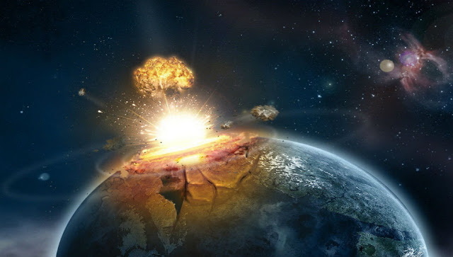 "NASA: ""Αστεροειδής ισχύος πρόσκρουσης 30.000 ΜΤ κατευθύνεται προς τη Γη""!"