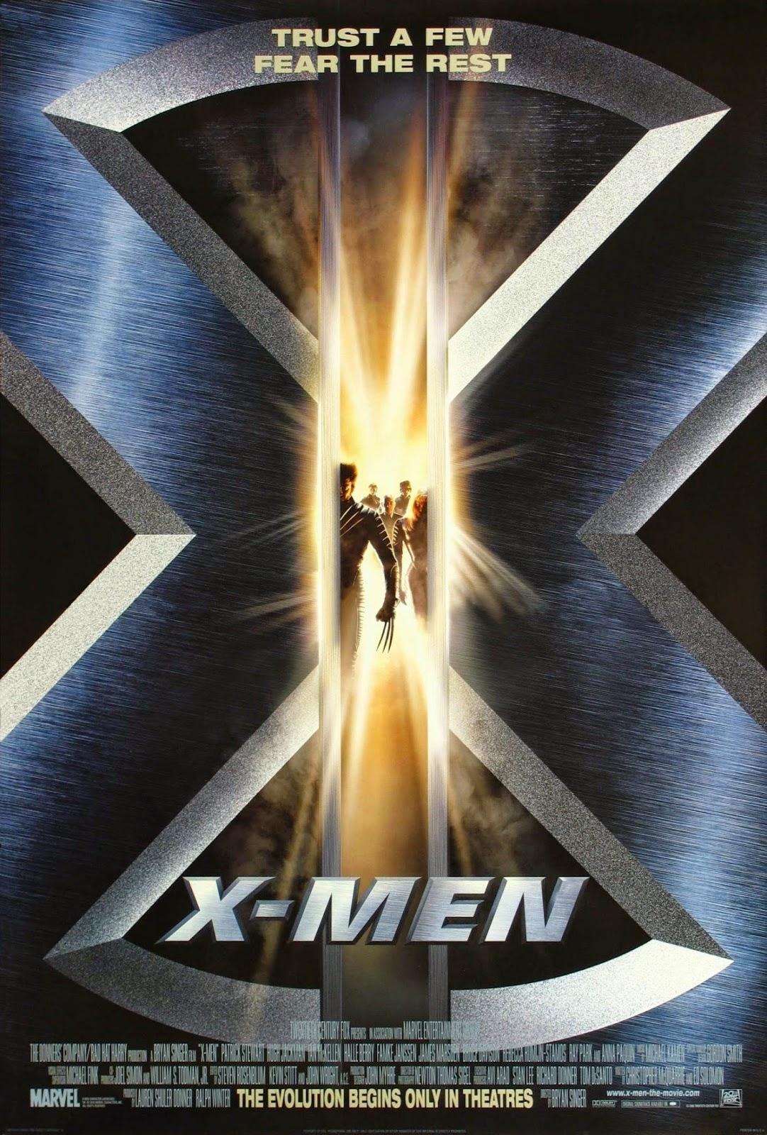 X-Men 2000 - Full (HD)