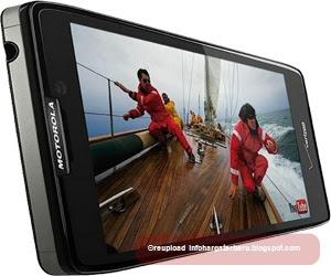 Harga Motorola DROID RAZR MAXX HD Spesifikasi 2012