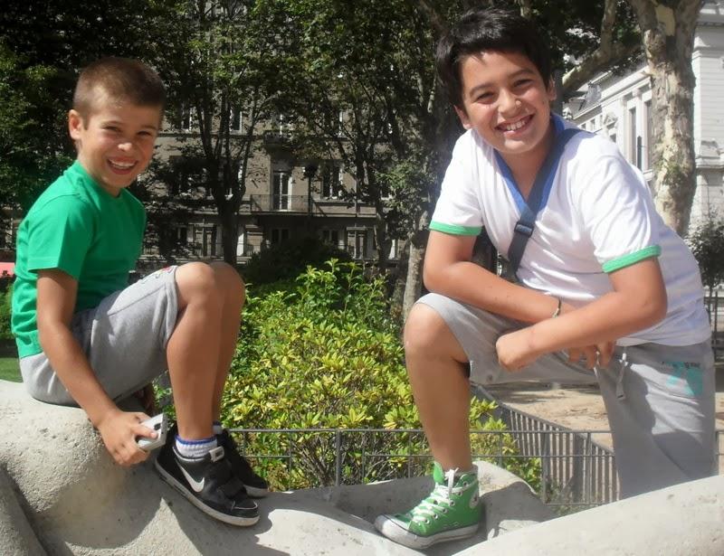 Diogo e Duarte