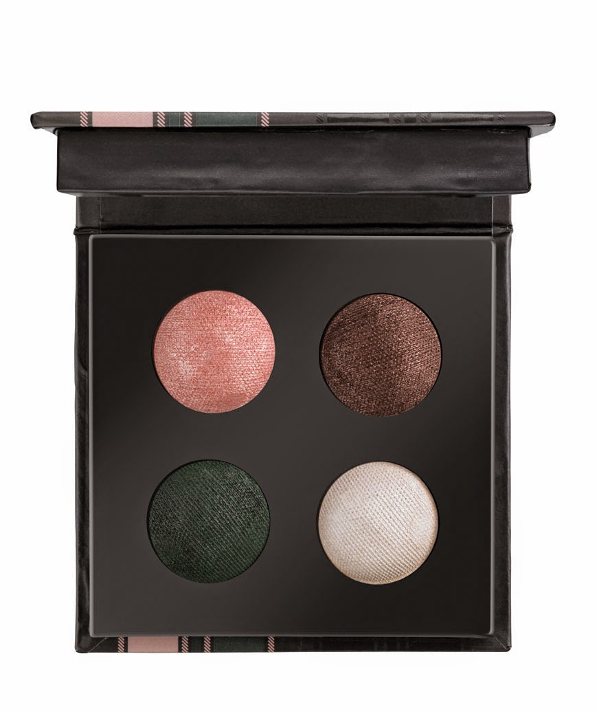 Catrice Check & Tweed Quattro Baked Eyeshadow London's Eye