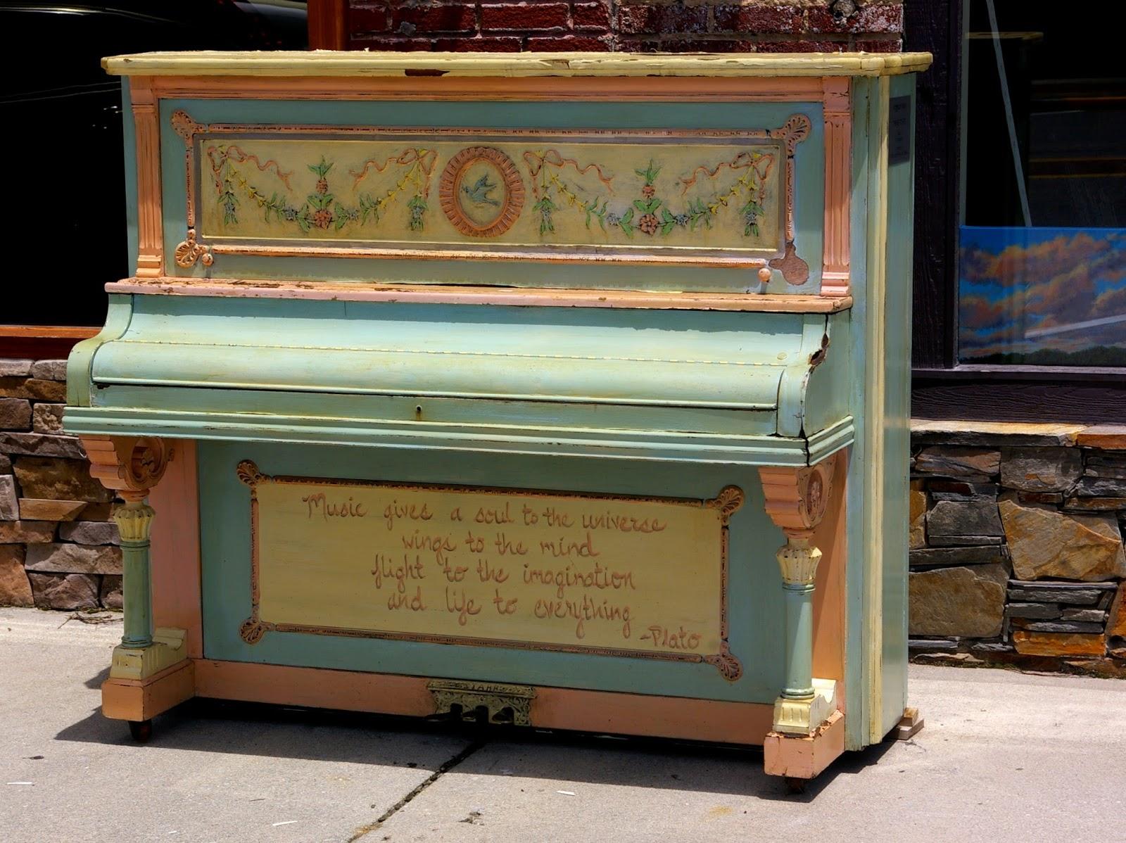 Роспись пианино своими руками 38