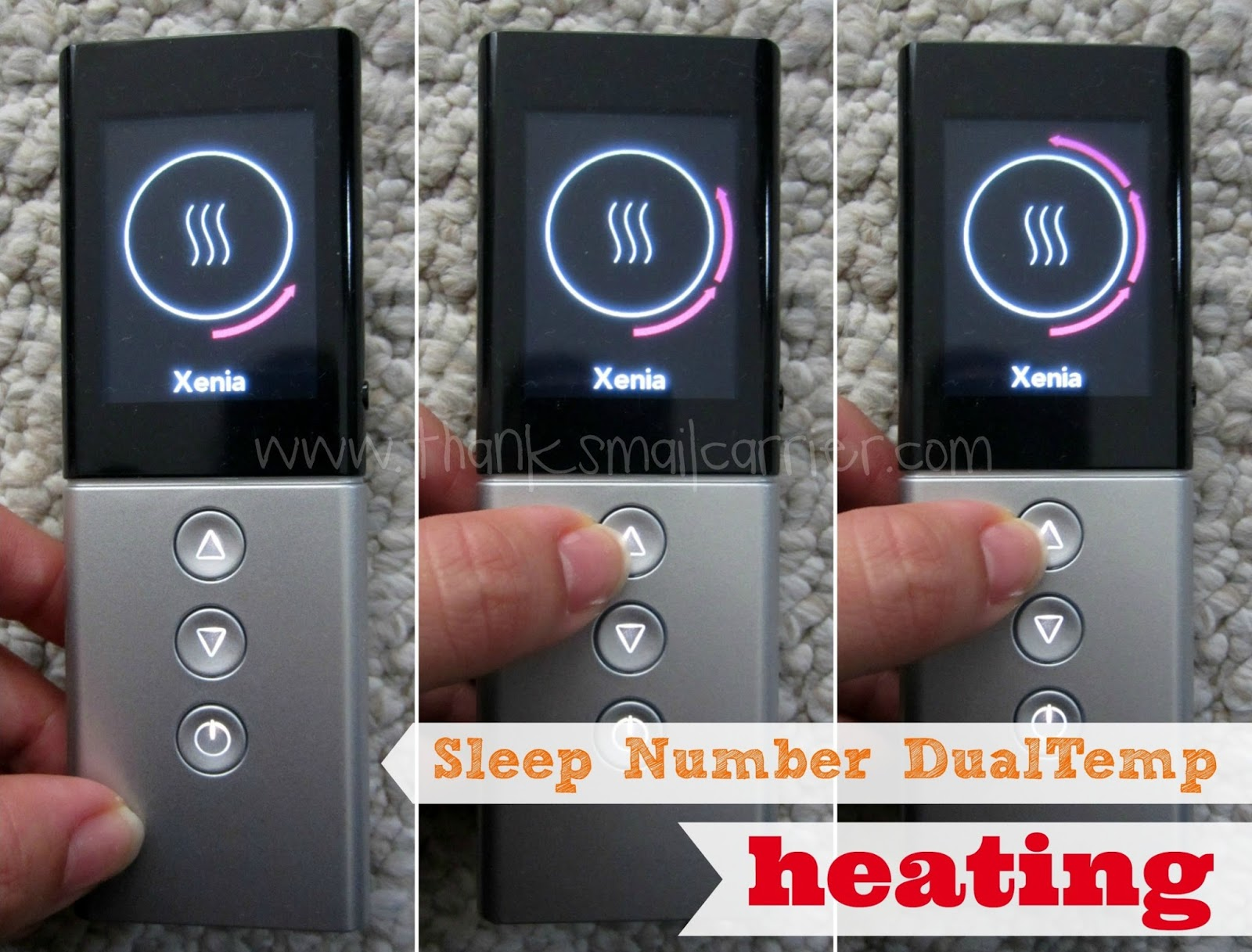 DualTemp heating