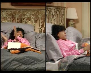 Cosby Show Huxtable fashion blog 80s sitcom Clair Phylicia Rashad pregnant