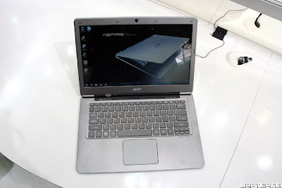 new Acer Aspire S3 3951