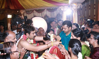 Prasanna and Sneha Marriage Photos
