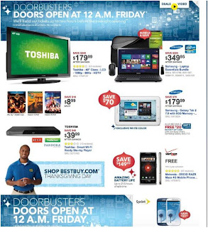 Black Friday 2012: Best Buy Ad Preview