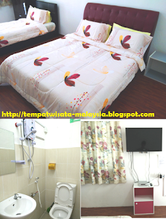 PENGINAPAN MURAH DEKAT PENANG ADVENTIST HOSPITAL PAH