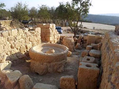 Finds shed light on the destruction of ancient Shiloh