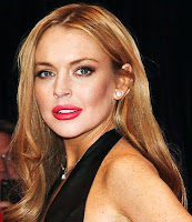 Lindsay Lohan claims her court-ordered rehab is a blessing