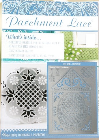 Editor of Parchment Lace Issue 2